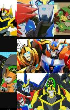My Love(Transformers Robots in Disguise)(Book 2 Of Rachet X Reader) by OpalPrime