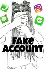 Fake Account by awkyutbunny