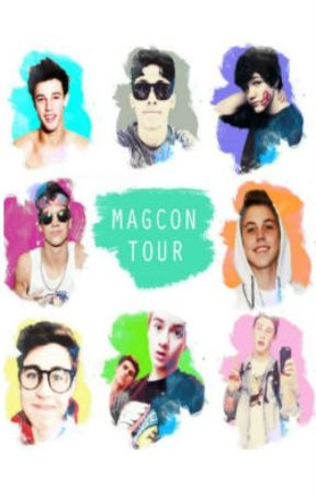 Magcon ||Completed|| by Viner_Boys
