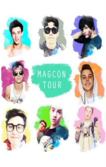 Magcon ||Completed||