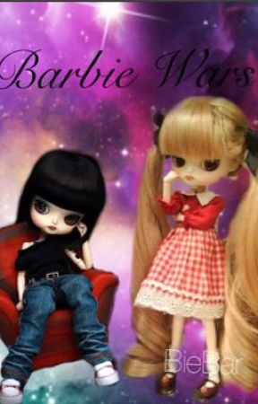 Barbie Wars by BieBar3