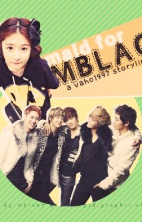Maid For MBLAQ by vaho1997