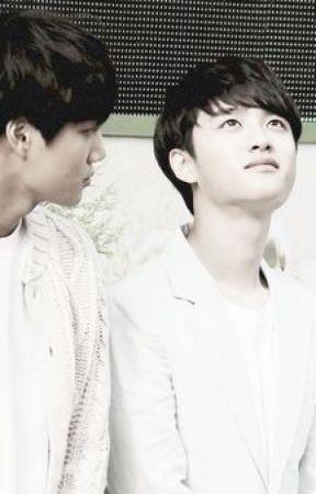Look At Me, Hyung by ugh_alien