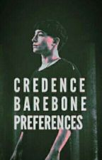 Credence Barebone Preferences by UGottaLoveDraco