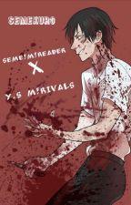 Male rivals X Seme Male Reader by SemeKuro