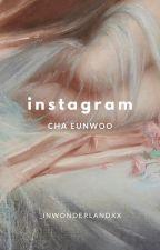 IG   Cha Eunwoo by _inwonderlandxx