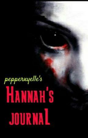 hannah's journal by pepperxyelle