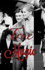 True Magic by frantawizard