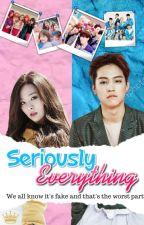 Seriously Everything    Jaebum + Seulgi FF [ON-GOING] by OhThehun94