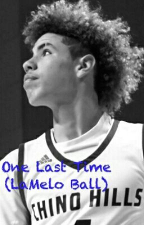 One last time (LaMelo Ball) by Cali_squad