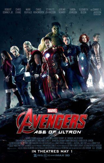Avengers: Age Of Ultron x reader - AwesomesauceAbbie - Wattpad