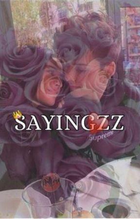 Sayingz! by xxbeaax