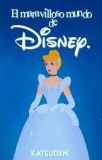 El maravilloso mundo de Disney »casthaniel/nastiel by katsudxn-