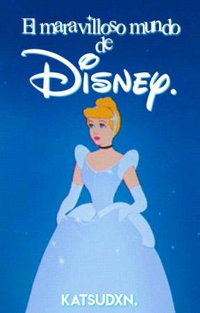 El maravilloso mundo de Disney »casthaniel/nastiel by katsudxn