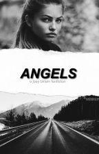 angels | joey birlem by lustbirlem