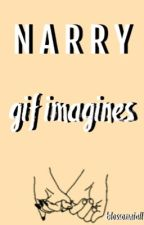 Narry gif imagines by blossomniall