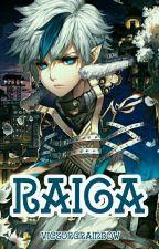 RAIGA by VictorGrainbow