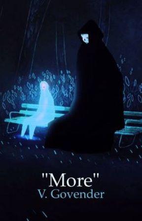 """More"" by VerushkaGovender"