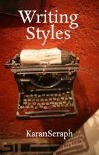 Writing Styles by KaranSeraph
