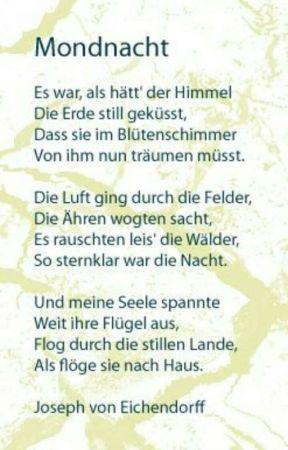 Gedichte Aller Art Die Zeit Wattpad