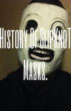 Evolution Of Slipknot Masks ✖️ by bxtrayme
