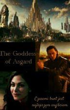 The Goddess of Asgard by Allisandrea