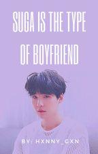 Suga is the type of boyfriend by MimiMin9