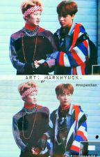 Art; MarkHyuck.  by fullsunhae