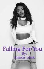 Falling For You •• Normani Kordei  by Arianas_Harmonizers