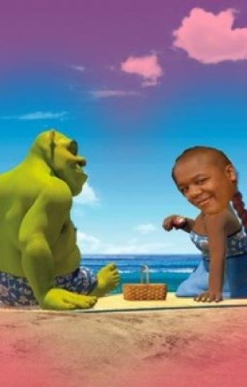 Shrek and Cory Fanfic