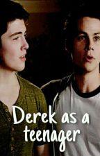 Derek as a teenager 【Sterek】 by -byunbea