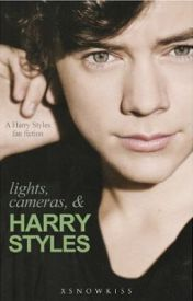 Lights  Cameras  & Harry Styles by xSnowKiss