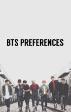 BTS Preferences  by caffeinerice