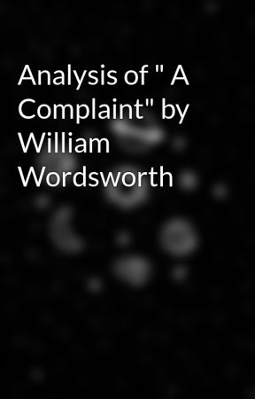 to sleep wordsworth analysis