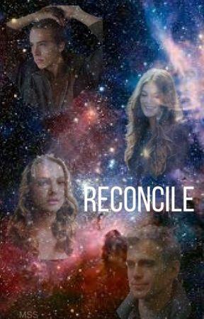 Reconcile by MrsSenatorSkywalker
