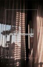 DIRECT MESSAGE | joyri by sy-joy
