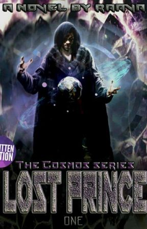Lost Prince (The Cosmos Series)  by LightRaava