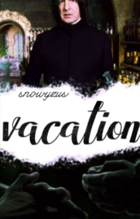 Vacation  Severus Snape  by snowyzus