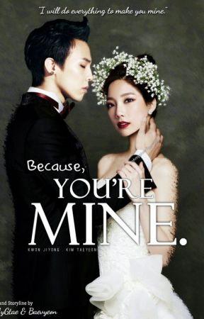 Because You're Mine by CikPika