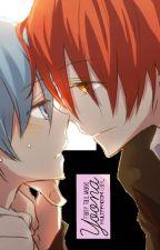 (KarmaxNagisa) Đừng lo , tớ vẫn thích cậu nhất ! by TakoRitsu