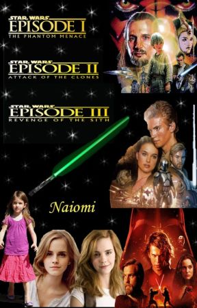 Naiomi Training Trilogy: Star Wars Fanfic by BiancaEvans2