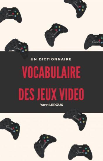Vocabulaire des jeux vidéo