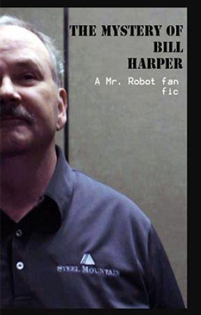 The Mystery of Bill Harper by BryanAiello