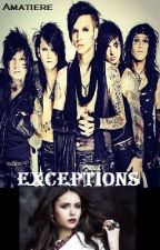Black Veil Brides FanFic - Exceptions by Amatiere