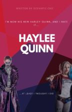 Haylee Quinn by DCfanfic_chic