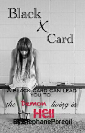 The Black X card by StephanePeregil