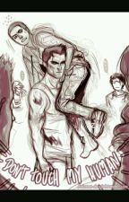 DON'T TOUCH MY HUMAN ALONE---(STEREK) by tanyagibbs53