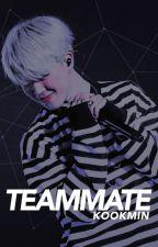Teammate - (kookmin チーム fanfic) by zicopath-