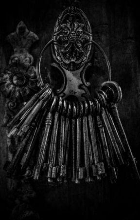 Secrets Through The Key Hole by Vettese13