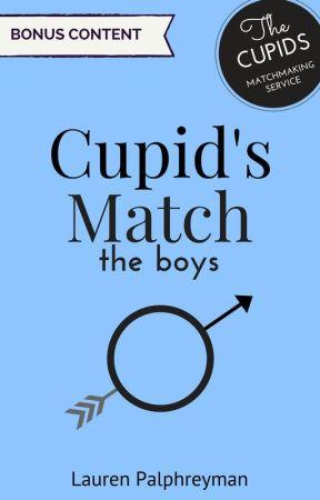 Cupid's Match Special: Boy POVs by LEPalphreyman